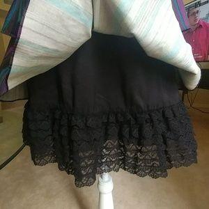 Betsey Johnson Dresses - Betsey Johnson Layered Ruffle Dress